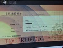 早期TQC證照-林錚堂