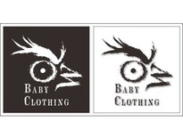 OWL 嬰兒服飾 LOGO(競標作品)-Comma-Design