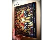 iPad皮套外觀圖案設計-波尼 品牌視覺創意設計